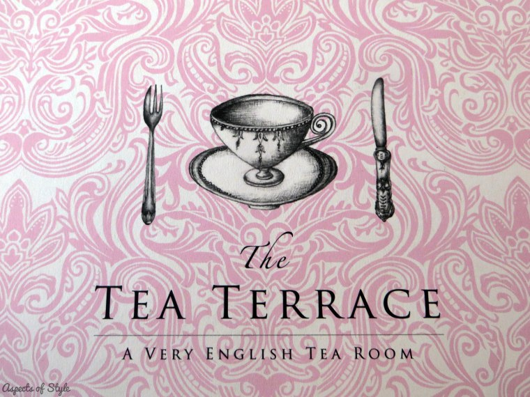 Tea Terrace, House of Fraser, Guildford