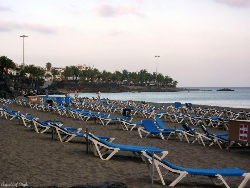 Puerto del Carmen beach, Lanzarote