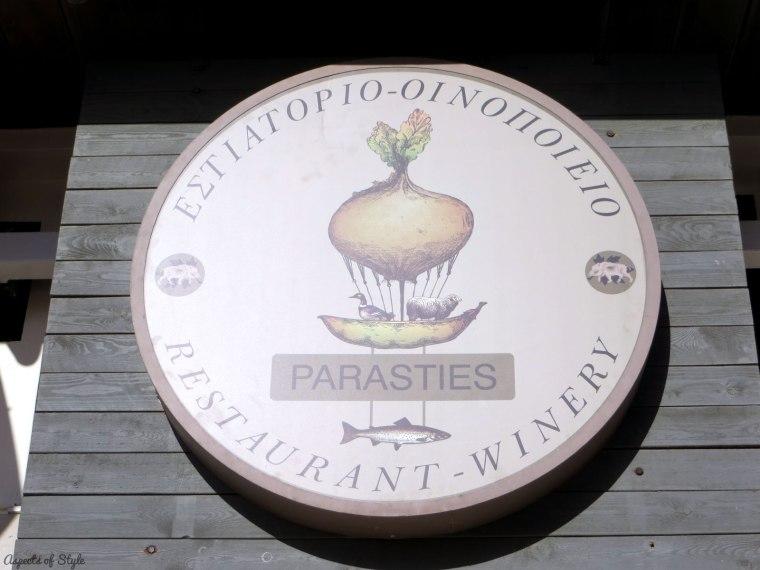 Parasties Restaurant Herakleion Crete