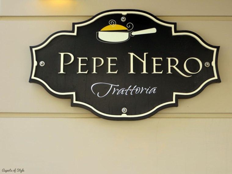 Pepe Nero Trattoria, Herakleion