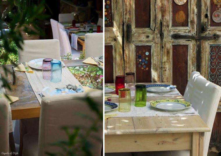 Avli restaurant Rethymno