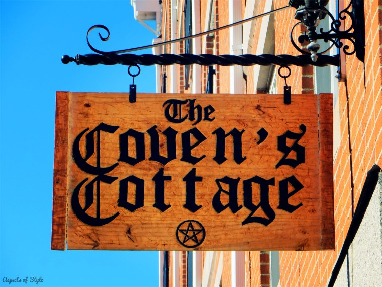 The Coven Cottage, a family owned witchcraft store