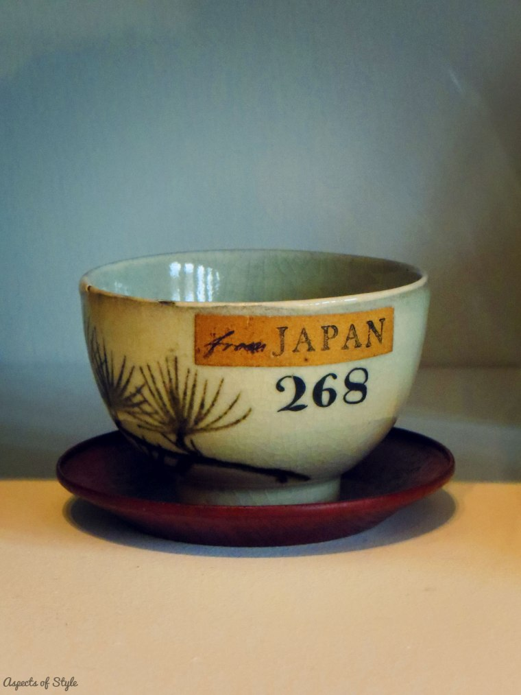 tea cup from Japan