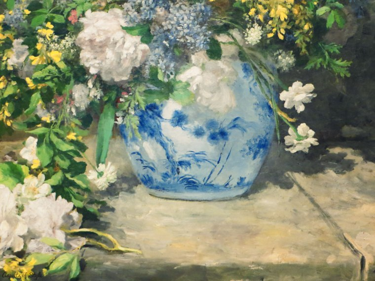 detail from a Renoir Painting