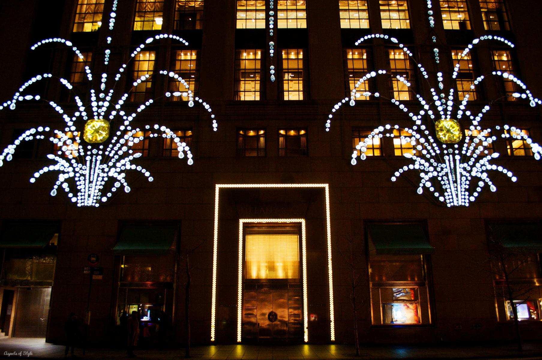 Tiffany & Co in 5th Avenue