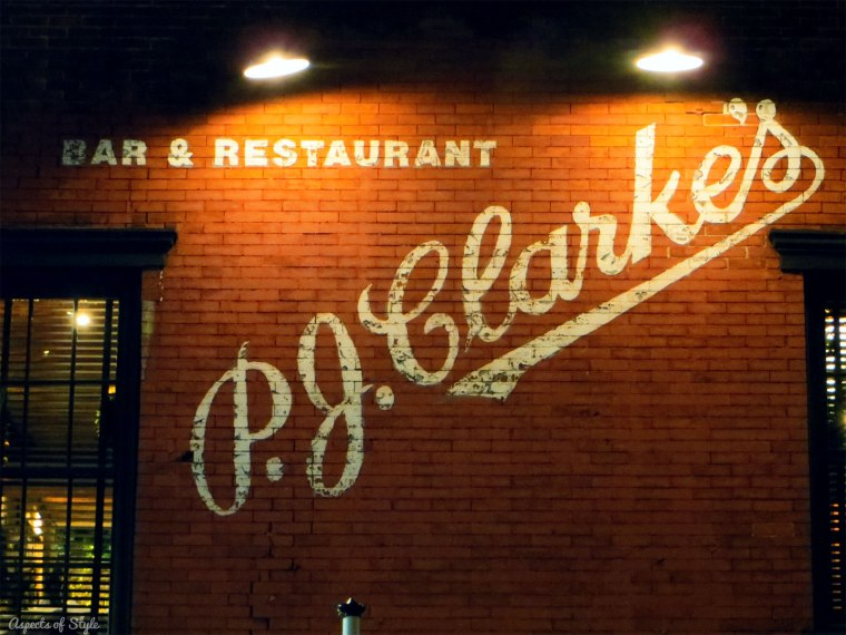 PJ Clarke's in 55th and 3rd