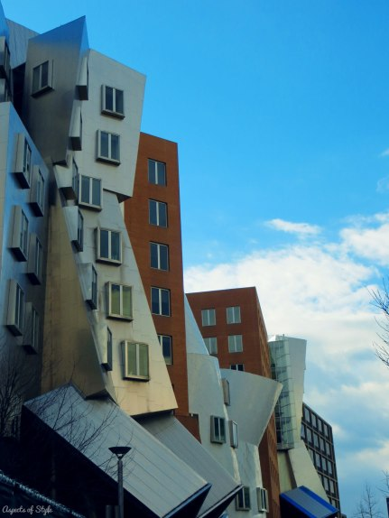 Stata Center MIT by Frank Gehry