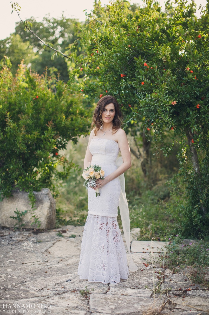 Katia Delatola wedding dress